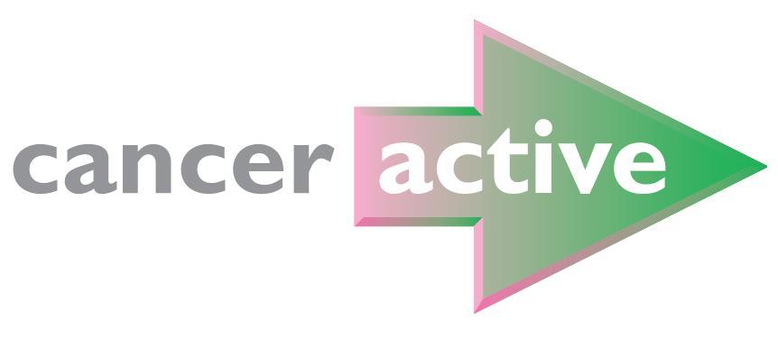 Cancer Active Logo